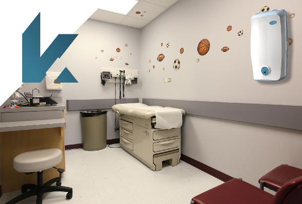 Поликлиники, врачебные кабинеты